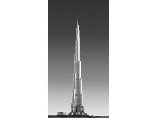 04f8ae6864f0 世界初のアルマーニ ホテル、超高層ビル「ブルジュドバイ」に3月18日オープン