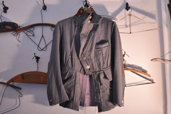 スタイル#1 ホースライディングジャケット ¥149,000