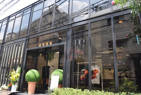 the contemporary fixに パリヤ のカフェ デリがnewオープン