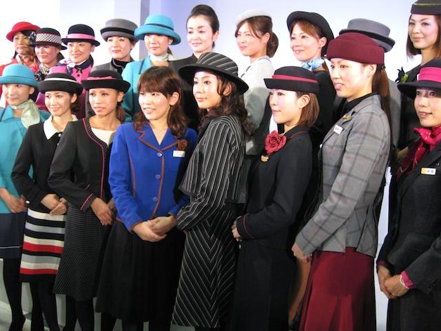 制服&秋冬スタイル カジュアル ファッションショー