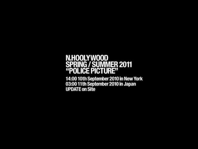 N.HOOLYWOOD SPRING / SUMMER 2011