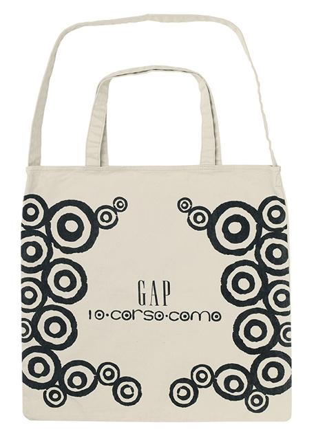 10 Corso Como x Gap コットントートバッグ ¥2,900