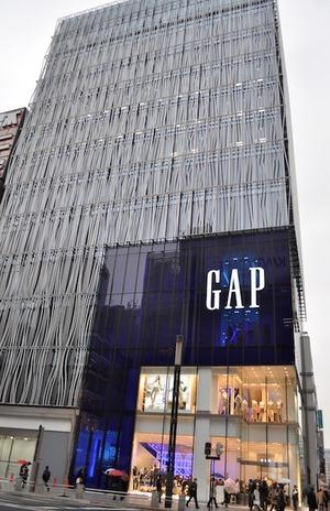 GAP国内80店舗を22日まで休業