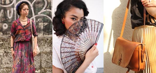 時をまとうヴィンテージファッションが日本でも市民権を得つつある。「クラシック」が主題のこの秋冬は、ヴィンテージデビューの絶好のチャンス。