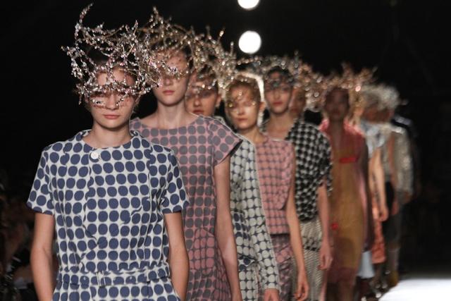 mintdesigns 2012年春夏コレクション