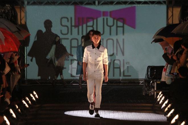 ジョイントファッションショー/「SHIBUYA FASHION FESTIVAL vol.1」より