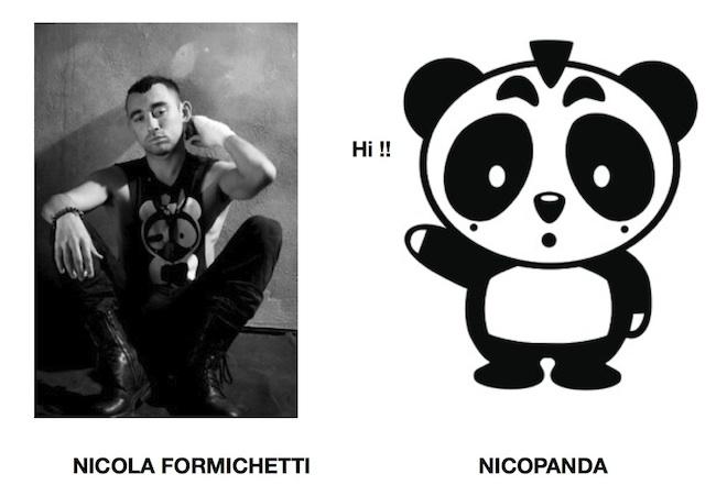 Nicola FormichettiとNICOPANDA