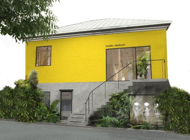 「ISABEL MARANT」が国内1号店をオープン