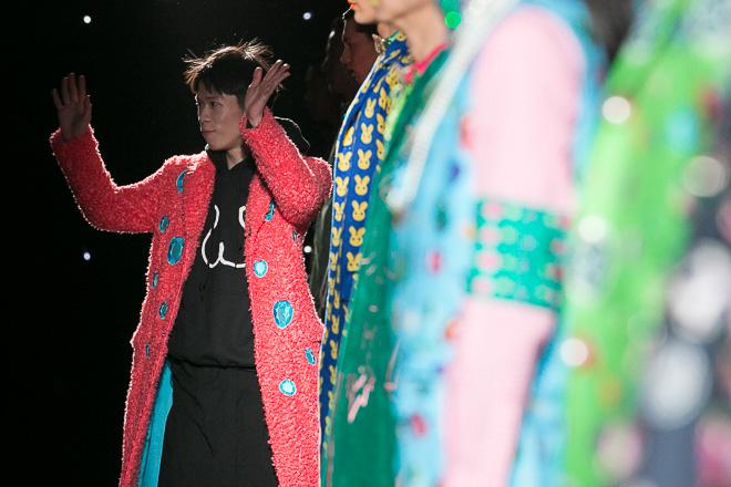DARIO デザイナー謝仁欣(シャ・レンシン)