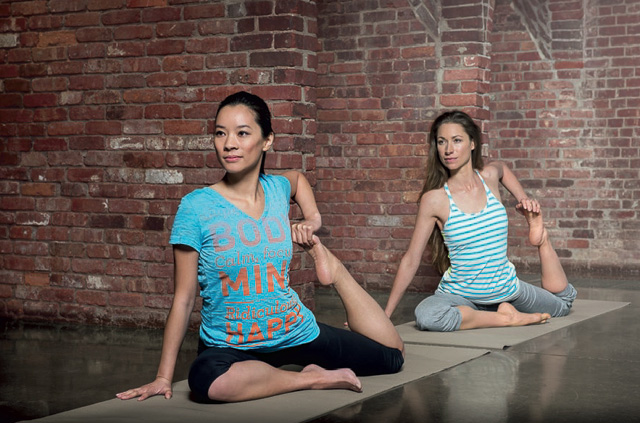 Reebok Yoga(イメージ)