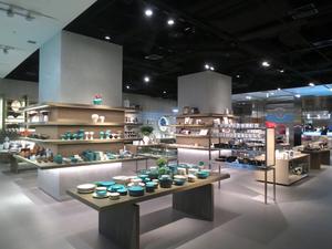 エストネーション六本木ヒルズ店10周年で改装 ライフスタイル提案強化