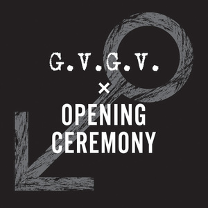 G.V.G.V.初のメンズコレクション発表 オープニングセレモニーとコラボ