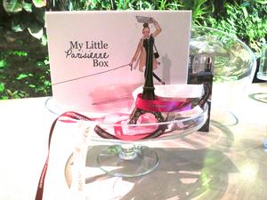 毎月届く自分ギフト「MY LITTLE BOX」パリから上陸