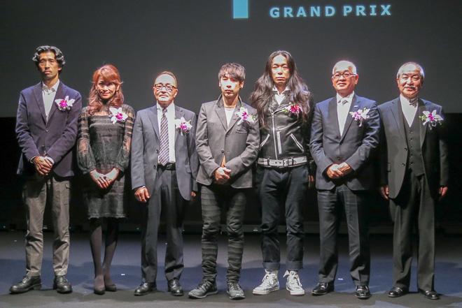 2013年度「毎日ファッション大賞」受賞者