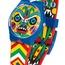 スウォッチとアーティストMIKA、トーテムポール風デザインウォッチ発表のサムネイル画像