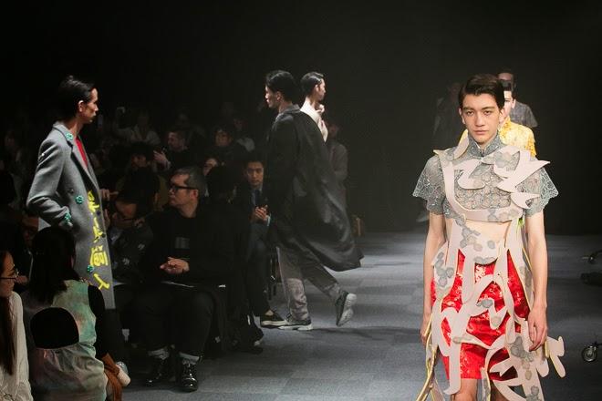 MIKIO SAKABE 2014-15年秋冬コレクション