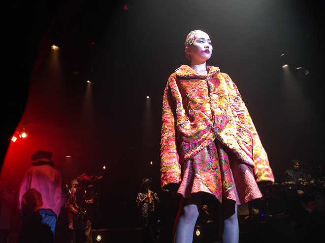 NOZOMI ISHIGURO Haute Couture 2014年秋冬コレクション