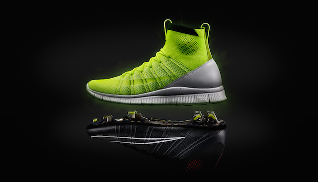NIKE FREE MERCURIAL SUPERFLY BY HTM / 21,600円(税込)