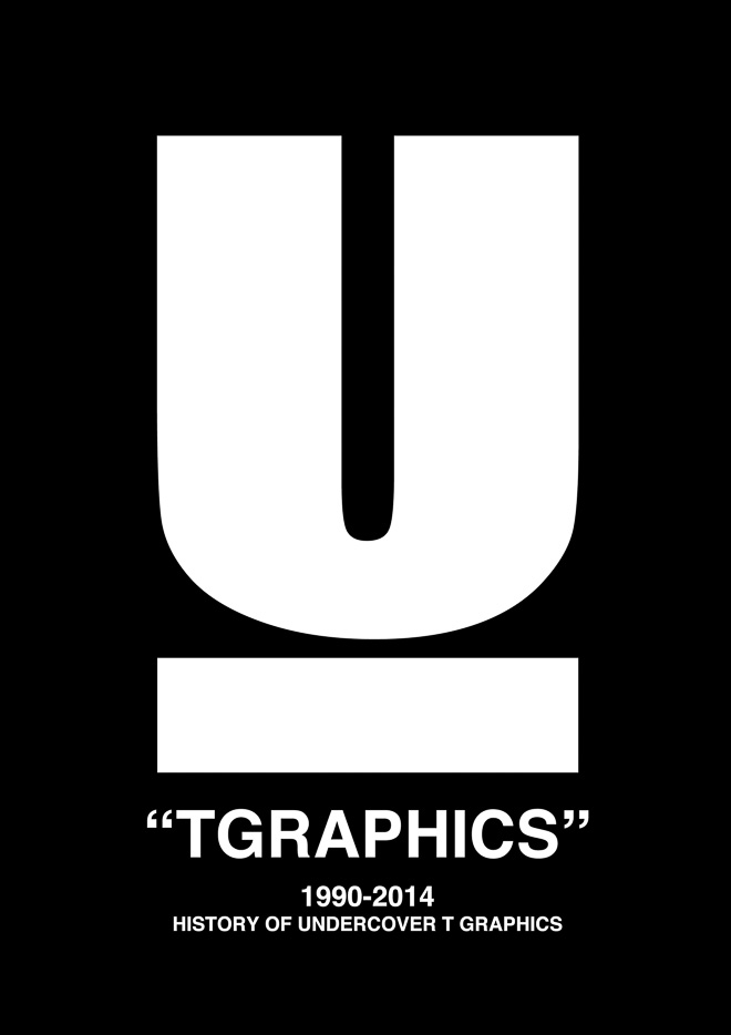 """TGRAPHICS"""" 1990-2014 - HISTORY OF UNDERCOVER T GRAPHICS"""