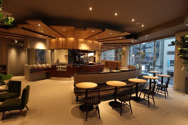 カフェ×オフィス「Caffice」新宿にオープン ビジネスマンをターゲットに