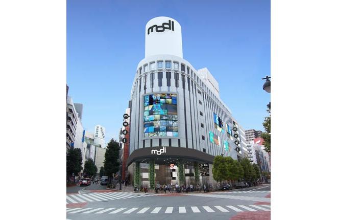 渋谷のOIOI消滅 → 大人の男女をターゲットにした「モディ」に業態変換