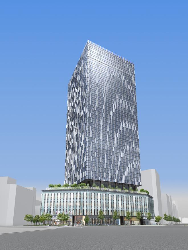 「大名古屋ビルヂング」の外観イメージ