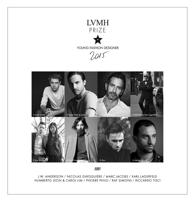 LVMH Prize for Young Designers 2015