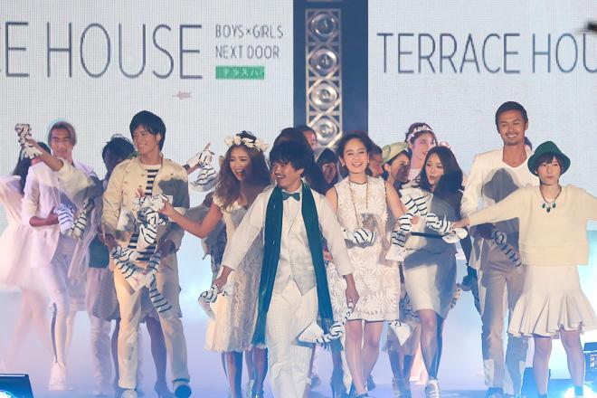 前回の「GirlsAward 2014 AUTUMN/WINTER」の様子 画像:Fashionsnap.com