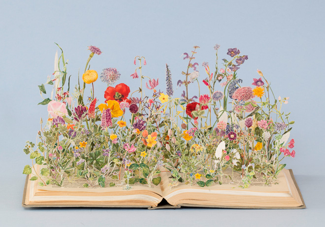 「Wild Flowers No.10」2014年 photographed by Yeshen Venema