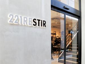 221リステアなど8店舗 原宿に新商業施設「シックス テラス」オープン