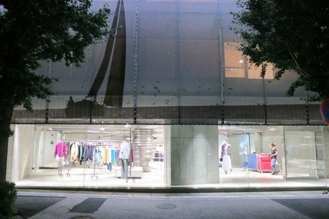 バンド オブ アウトサイダーズの東京店