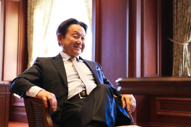 八木通商 代表取締役社長 八木雄三