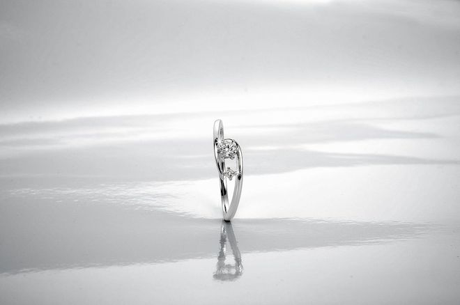 ダイヤモンドに新基準「4C+FT」とは?の画像