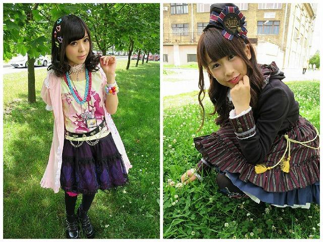 ファッションが作る繋がり 原宿&アキバファッションがロシアで共演の画像