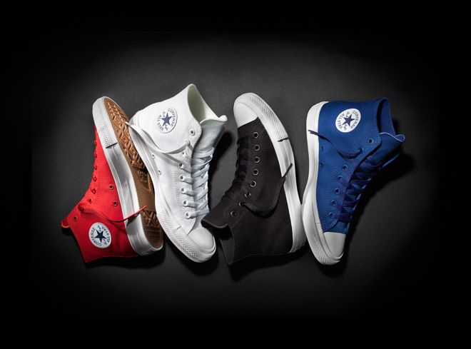 Chuck Taylor All Star II(HI)