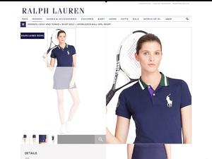 厳格な服装規定のウィンブルドン、ボールガール・ボーイ着用ブランドは「ラルフ ローレン」