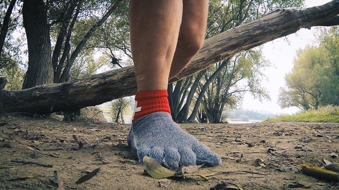 高性能ソックス「Free Your Feet」