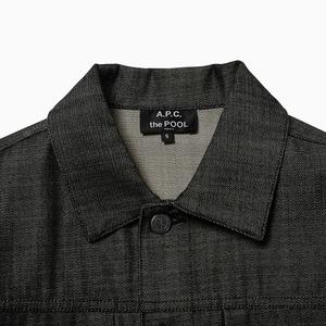 藤原ヒロシ「ザ・プール青山」別注 A.P.C.ブラックデニムが発売