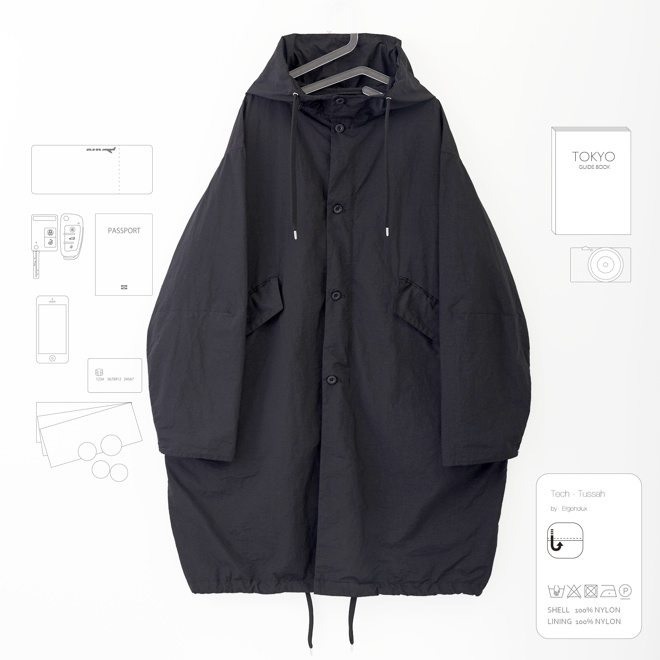 機能服がファッションの主流に ハイスペックな日常着のニーズ高まる