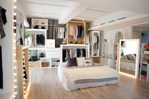 500点のアイテムで一部屋まるごとコーディネート「H&M HOUSE」限定1組に1日開放