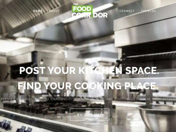 業務用キッチンのためのAirbnb型サービスが米国で始動中の画像
