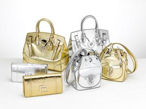 表参道店10周年を記念「ラルフ ローレン」がゴールド&シルバーのカプセルコレクション発売