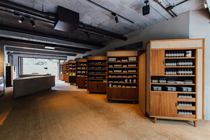 イソップ国内最大の店舗が中目黒に 初のトリートメントルーム併設