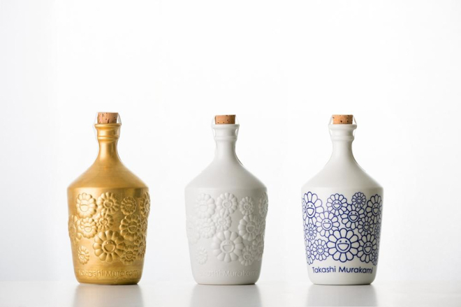 オリジナル陶器ボトル