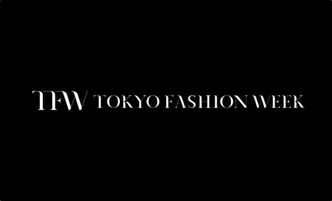 TOKYO FASHION WEEK ロゴ