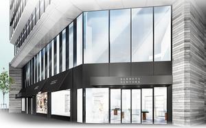 今秋出店「バーニーズ ニューヨーク六本木」最先端のラグジュアリーファッションに重点