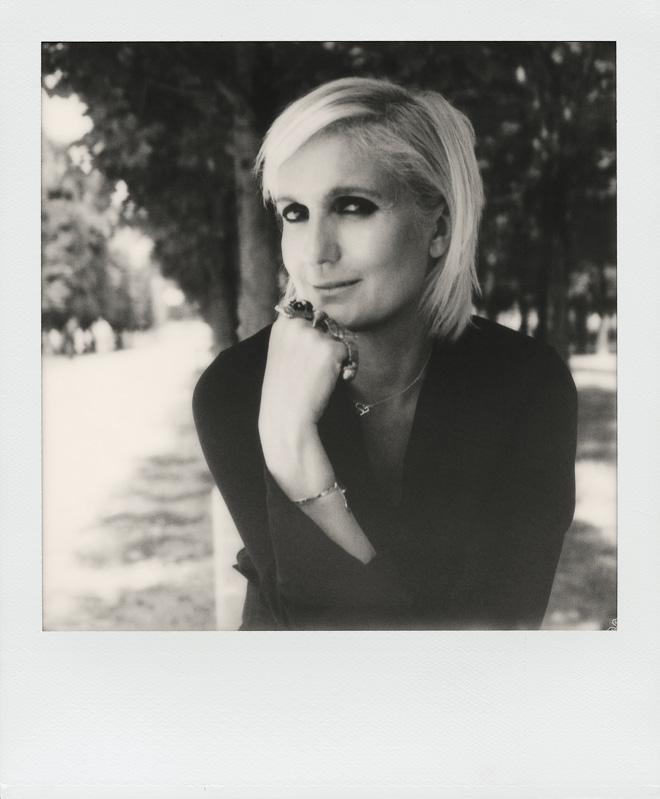 新アーティステックディレクターに就任したマリア・ グラツィア・キウリ