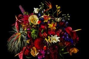 最新のバーニーズ ニューヨークが9月六本木に、東信のオートクチュール花屋が限定出店
