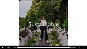 【動画】ステラ マッカートニー、森林破壊に対する取り組みを紹介するムービー公開