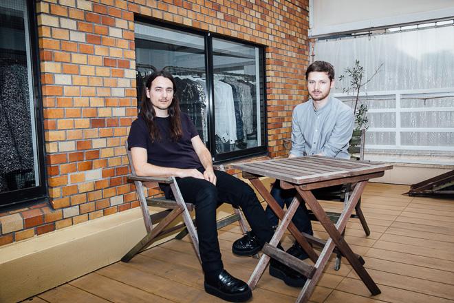 左:アレクシス・マーシャル、右:アドリアン・カヨド